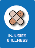 coping with injury and illness